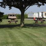 Caravan Park Picnic Bench