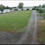 Caravan Park Entrance 1