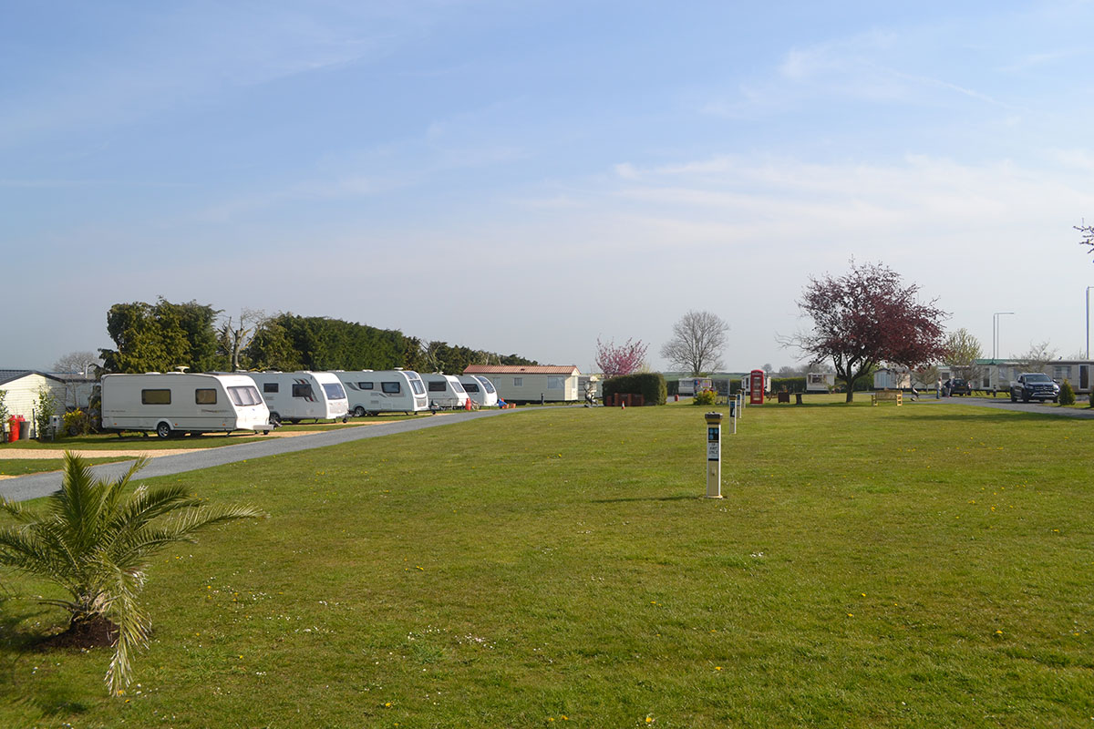 Ample Space For 40 Tourers