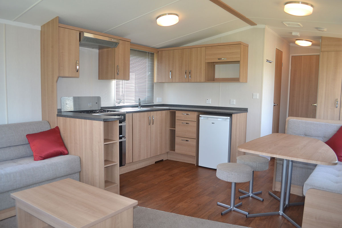 Luxurious Caravan Interiors