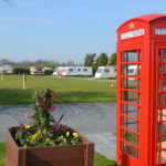 Restored Telephone Box