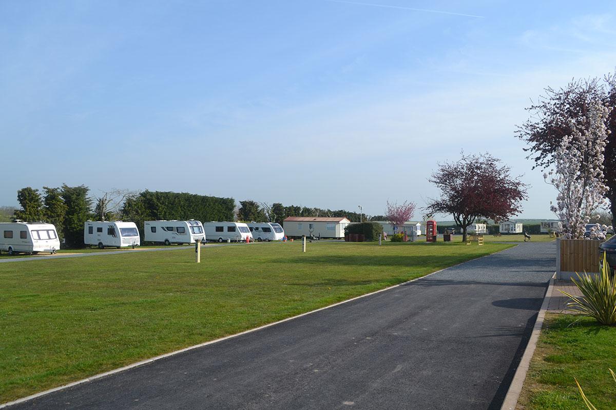 Spacious Campsite In Nottinghamshire