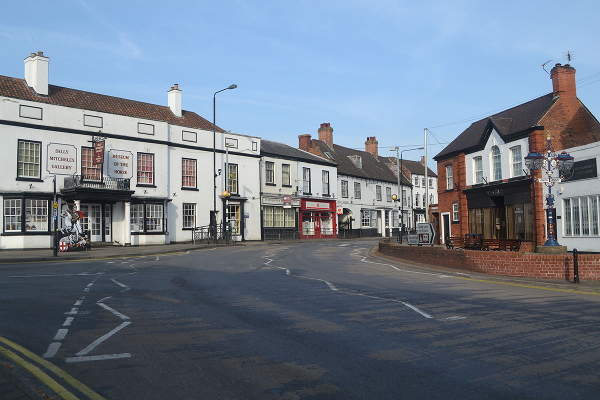 Tuxford Village, Newark
